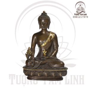 Tượng Đồng Phật Dược Sư