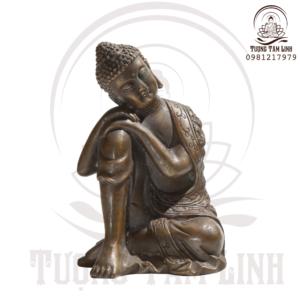 Tượng Đồng Phật Tự Tại