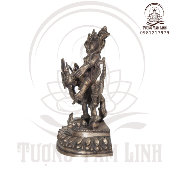 Tuong Dong Ngai Bach Than Tai chup phai